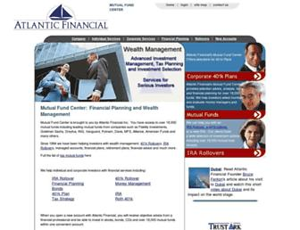 mutualfundcenter.com screenshot