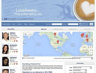 Thumbshot of Loveawake.com