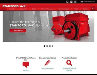 stamford-avk.com screenshot