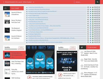 musicdjsmp3.com screenshot