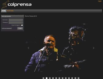 Thumbshot of Colprensa.net