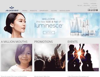 Thumbshot of Jeunesseglobal2.com