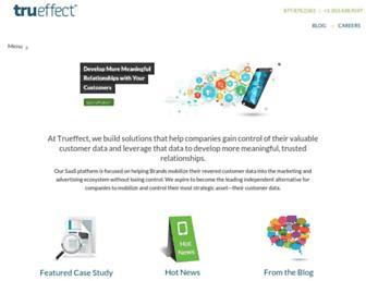 Thumbshot of Trueffect.com