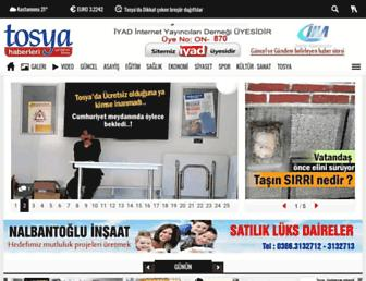 tosyahaberleri.com screenshot