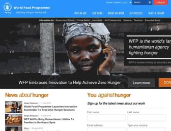 Thumbshot of Wfp.org
