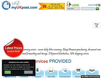 Thumbshot of Myukpost.com