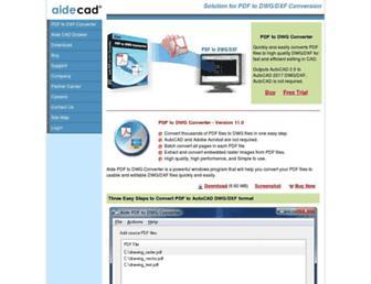 aidecad.com screenshot