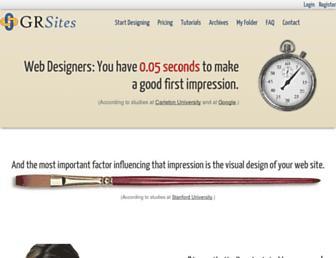 Thumbshot of Grsites.com