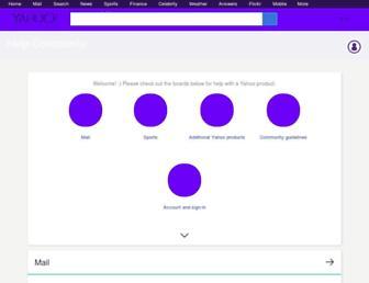 forums.yahoo.net screenshot