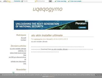 tisoroje.revolublog.com screenshot