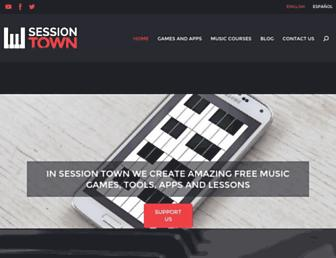 sessiontown.com screenshot