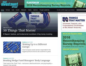 ai-cio.com screenshot