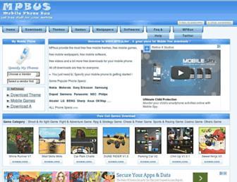 mpbus.net screenshot