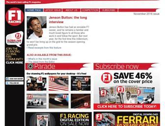 Thumbshot of F1racing.co.uk
