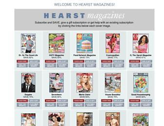 Thumbshot of Hearstmags.com
