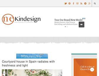 Thumbshot of Onekindesign.com