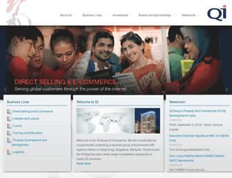 qigroup.com screenshot