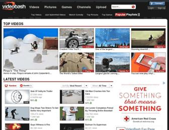 Thumbshot of Videobash.com