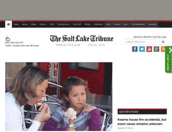 Thumbshot of Sltrib.com