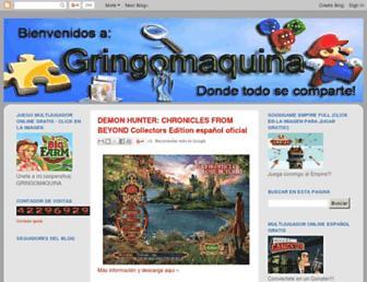 gringomaquina.com screenshot