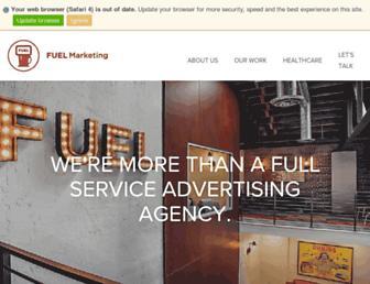 fuelmarketing.com screenshot