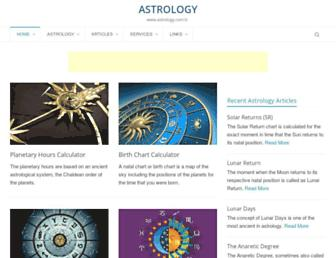 astrology.com.tr screenshot