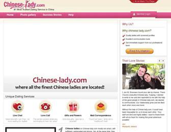 Thumbshot of Chinese-lady.com