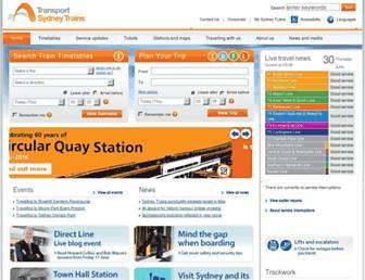 Thumbshot of Cityrail.info