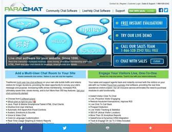 Thumbshot of Parachat.com