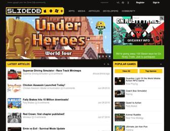 Thumbshot of Slidedb.com
