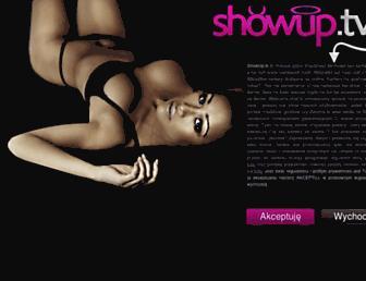 Thumbshot of Showup.tv