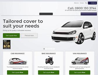 premiumchoice.co.uk screenshot