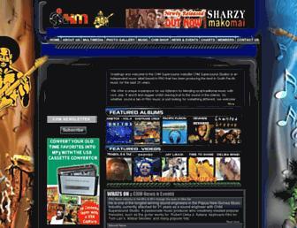 chmsupersound.com screenshot