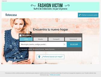 Thumbshot of Fotocasa.es
