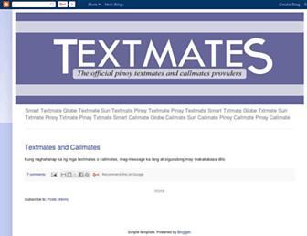 globesmartsuntextmates.blogspot.com screenshot