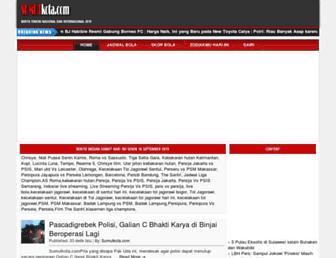 sumutkota.com screenshot