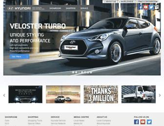 Thumbshot of Hyundai-uae.com