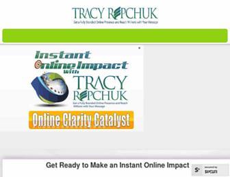 Thumbshot of Tracyrepchuk.com