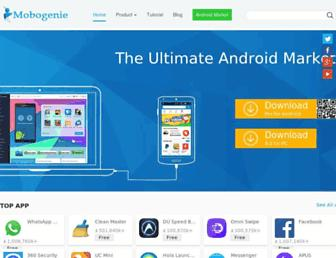 mobogenie.com screenshot