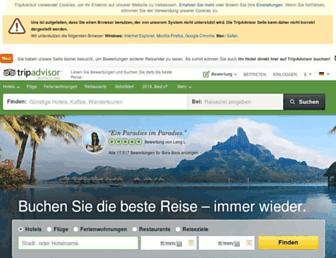 Thumbshot of Tripadvisor.de