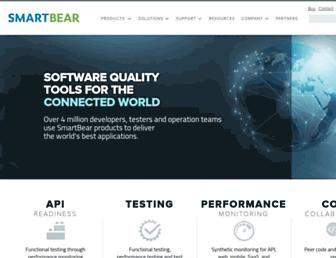 smartbear.com screenshot