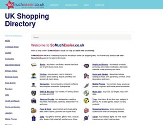 Thumbshot of Somucheasier.co.uk