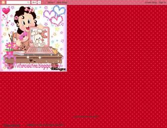 infancialatina.blogspot.com screenshot