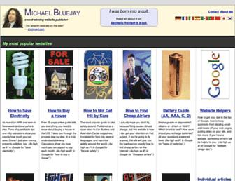 Thumbshot of Michaelbluejay.com