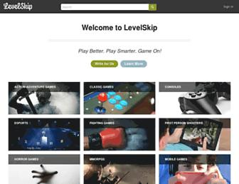 levelskip.com screenshot