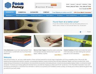Thumbshot of Foambymail.com