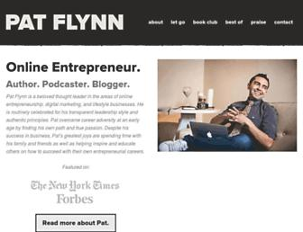 Thumbshot of Patflynn.com