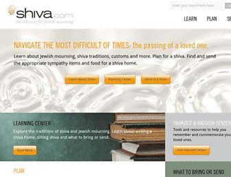 shiva.com screenshot