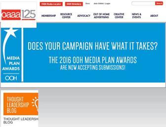 Thumbshot of Oaaa.org