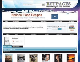 bzupages.net screenshot